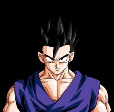 Dragon ball ultimate sangohan - Sangohan ado super sayen 3 ...